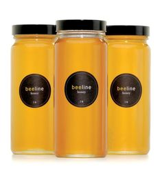 Beeline - Packaging Design - Food & Beverages - Ambalaj