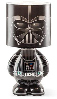 Star Wars Darth #Vader Desk Lamp. #starwars #fanart. For Little j