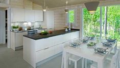 Viihtyisä koti tai vapaa-ajan asunto lisää laatua koko perheen elämään.
