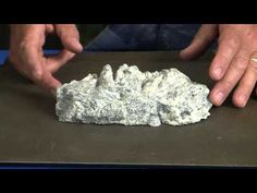 Making a Basic Latex Rock Mold