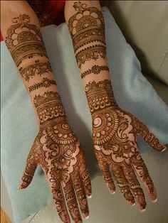 Bridal Mehndi on Hands in Mehndi Maharani Finalist Dipal's Mehendi Art Latest Bridal Mehndi Designs, Indian Mehndi Designs, Full Hand Mehndi Designs, Mehndi Designs For Girls, Modern Mehndi Designs, Mehndi Design Pictures, Wedding Mehndi Designs, Beautiful Mehndi Design, Mehandi Designs