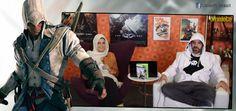 24 horas jogando Assassin's Creed III, O Omelete topou o desafio