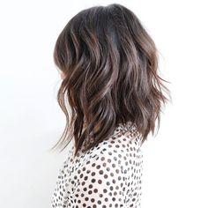 Adore! #haircut #softaline #movement #chic #hair #livedinhair™ #softundercut…