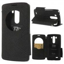 Buchdesign Tasche für LG G3 Simple Magnetik Schwarz 9,99 €
