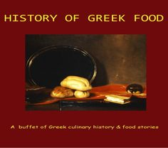 Food greek on pinterest greek food recipes greek for Ancient greek cuisine history