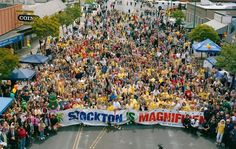 """""""Stockton is Magnificent"""" civic pride event - Be there on September 29th, 2012 at Miracle Mile!"""