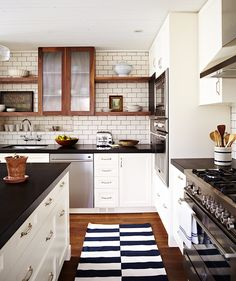 See why these kitchens will never go out of style.