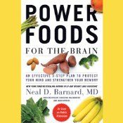 Could that glass of milk affect your memory? Is that aluminum can increasing your risk for Alzheimer's disease? Can a banana be a brain booster? Everyone knows that good nutrition supports your heart and overall health, but did you know that certain foods can protect your brain and optimize its function? In Power Foods for the Brain, Dr. Neal Barnard reveals the suprising mealtime choices that can make a major difference in preserving and enhancing memory and brain health.