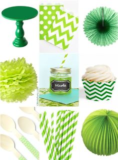 St Patrick's Day Green Party Ideas