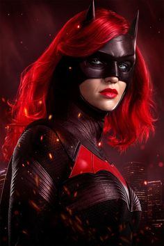 The next episode of Batwoman airs December 1 on The CW. Batwoman, Dc Batgirl, Batgirl Cosplay, Marvel Comics, Marvel Dc, The Cw, Batman Y Superman, Univers Dc, Martian Manhunter