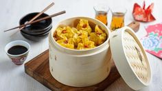 Pork and prawn dumplings recipe - a traditional treat for Chinese New Year