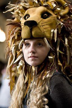 Evanna Lynch as Luna Lovegood (Harry Potter) Fantasia Harry Potter, La Saga Harry Potter, Harry Potter Icons, Harry James Potter, Harry Potter Facts, Harry Potter Characters, Harry Potter Tumblr, Harry Potter Pictures, Luna Lovegood