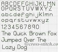 Dean font