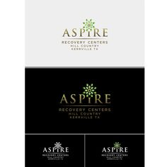 Aspire Recovery Centers - Logo Update by eR-Je