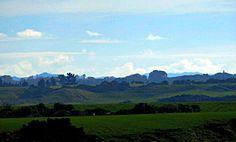 View from Wanganui Road between Marton and Turakina, Rangitikei