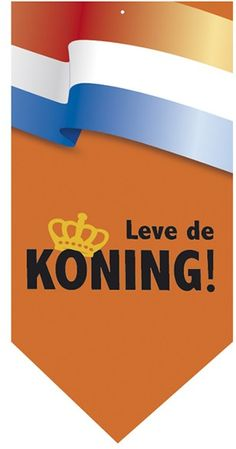 Leve de Koning!