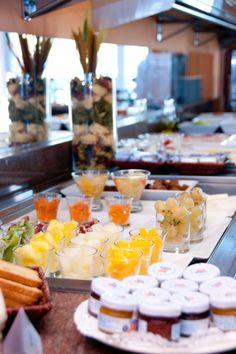 Desayuno en Silken Ciudad Gijón. Más info: http://www.hoteles-silken.com/hoteles/ciudad-gijon/restaurantes/