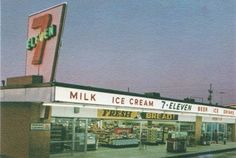 7 Eleven - Similar to the one that was on Territorial Road in Battle Creek, Michigan.