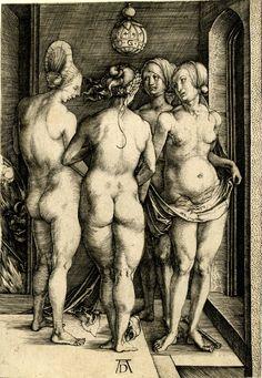 Albrecht+D%C3%BCrer+4+WITCHES+women+1497.jpg (750×1084)