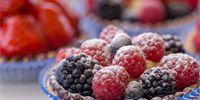 Albergo-Caffeè Carcani @Albergo-Caffè Carcani Raspberry, Pure Products, Fruit, Food, Essen, Raspberries, Yemek, Meals