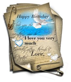 """Happy Birthday To : Love"" by lauren-cannon ❤ liked on Polyvore featuring art and love"
