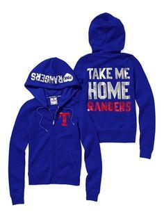 PINK Texas Rangers