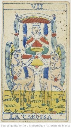 The Chariot Tarot, Vintage Tarot Cards, Epic Of Gilgamesh, Esoteric Art, Tarot Major Arcana, Tarot Card Decks, Cartomancy, Occult, Cool Art