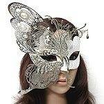 Wholesale laser cut Venetian style mask http://www.awnol.com/store/Masks/Venetian-Style-Masks