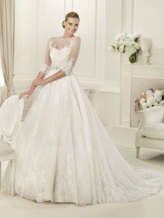 Pronovias Wedding dresss