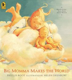 For Children, a great creation story.... Big Momma Makes the World by Phyllis Root,http://www.amazon.com/dp/0763626007/ref=cm_sw_r_pi_dp_768Gsb0TZ46SGQ6T