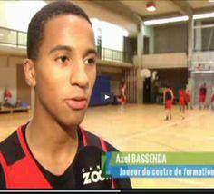 Centre de Formation Wallonie-Bruxelles - AWBB - Portrait de Axel Bassenda (Gembloux) - vidéo