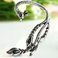 Wholesale Stylish Rhinestone Flower Ear Cuff For Women(Piece) (COLOR ASSORTED), Earrings - Rosewholesale.com