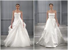 Paris wedding dresses on French Wedding Style Blog