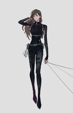Superhero Costumes Female, Superhero Suits, Superhero Design, Spy Outfit, Ninja Outfit, Super Hero Outfits, Super Hero Costumes, 5 Anime, Female Anime