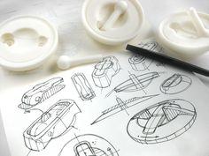 查看此 @Behance 项目: u201cAnalog Product Sketchingu201d https://www.behance.net/gallery/54583193/Analog-Product-Sketching