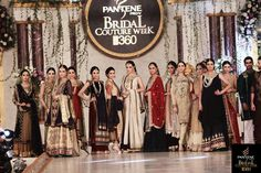 Asifa & Nabeel Dresses For Weddings At PBCW Lahore