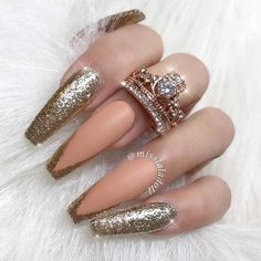 Cool and Trendy French Manicure Ideas ★ See more: https://naildesignsjournal.com/trendy-french-manicure-ideas/ #nails