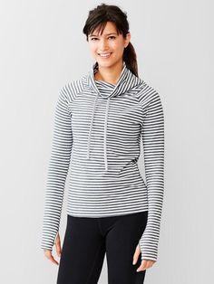 gapfit stripe jersey pullover - Google Search