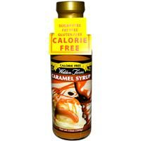 Walden Farms Caramel Syrup: carb free, sugar free, gluten free, fat free, and calorie free! Walden Farms, Milk And More, Sports Food, Strawberry Blueberry, Dairy Free Chocolate, Chocolate Brownies, Calorie Diet, Hcg Diet, Natural Flavors