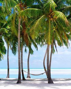 Akitua motu, Aitutaki, Cook Islands