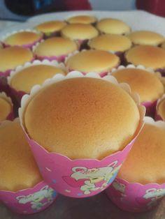 枫林温馨花园 Maple Grace Garden : ~~ Hokkaido CupCake 北海道杯子蛋糕 ~~