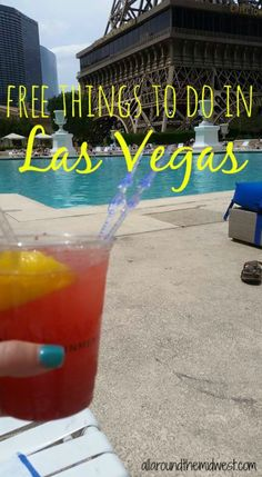 Heading to Vegas soon? Check out this list for free things to do!
