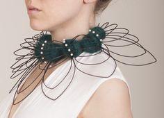 Felt + Steel - Jera Rose PetalLodge  Modern Metalsmith | Contemporary Jewellery Artist