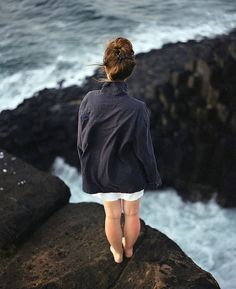"""""""In still moments by the sea life seems large-drawn and simple. It is there we can see into ourselves.""""   ― Rolf Edberg"""
