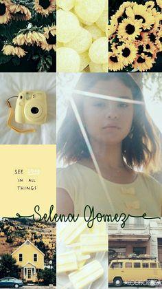 Lockscreen - Selena Gomez