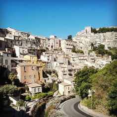 Ibla (Ragusa)... Beautiful Sicily. #montalbanosono #barocco #holiday #travel #village