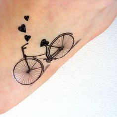 -tattoos-vintage-bicycle-heart