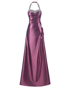 Sarahbridal Women's Summer Halter Long Formal Party Dress SD005 -- Quickly view this special  product, click the image : formal dresses