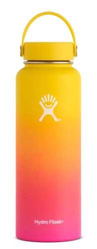 hydro flask, hydroflask, hawaii collection, hydro flask hawaii collection, flask, water, moana, anuenue, pomaikai, 40oz flask, wide mouth flask,
