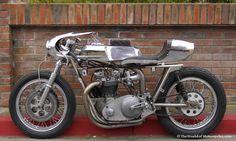 "Shinya Kimura's Chabott Engineering - Vintage, Retro Future, ""Steampunk"" motorcycle. Shinya Kimura is awesome!"